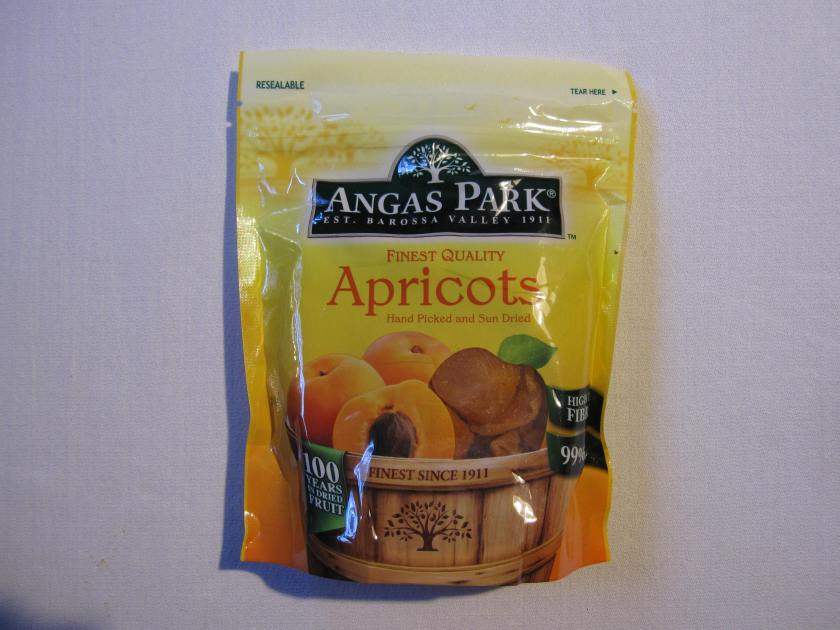 apricots packet
