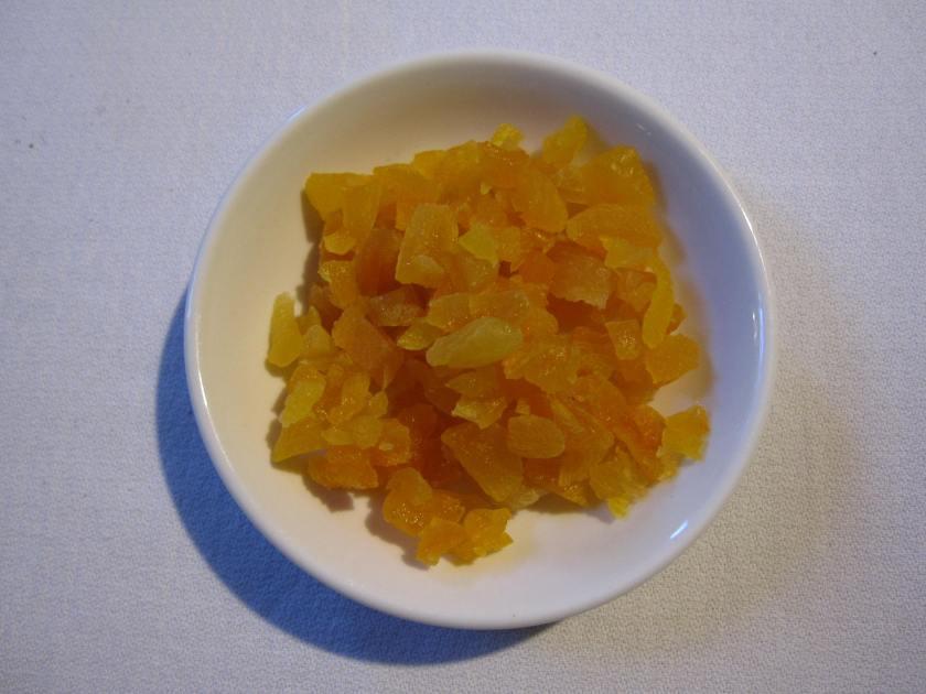 bowl apricots