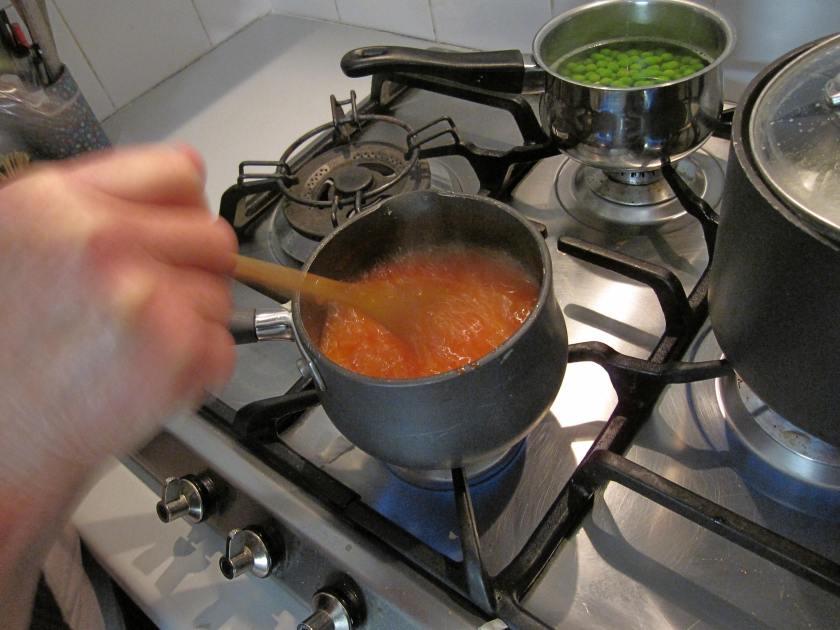 reduce sauce 2