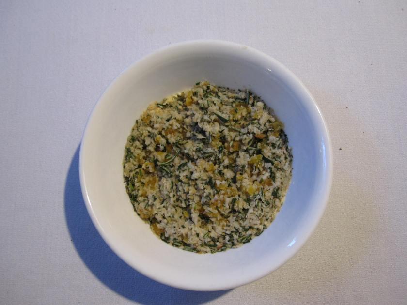 sutffing mix bowl