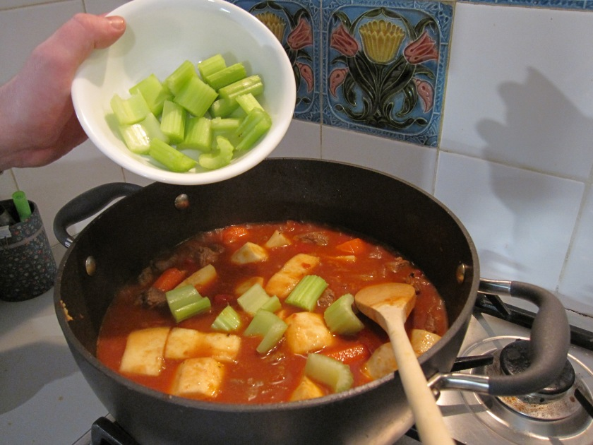 Add celery